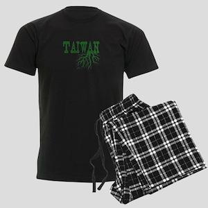 Taiwan Roots Men's Dark Pajamas