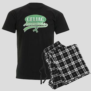 Celiac Disease Awareness quote Pajamas