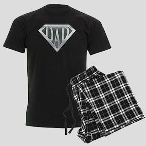 Super Dad Men's Dark Pajamas