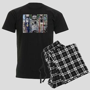 route_66 Men's Dark Pajamas