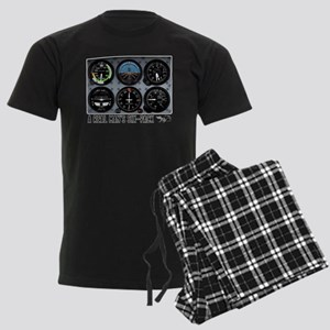 Six Pack Men's Dark Pajamas