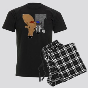 Drawn Together Men's Dark Pajamas