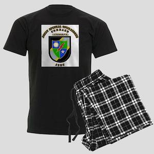 SOF - JSOC - Flash - Ranger Men's Dark Pajamas