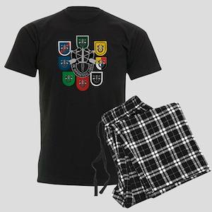 Special Forces Men's Dark Pajamas