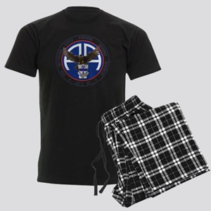 Falcon v1 - 2nd-325th Men's Dark Pajamas