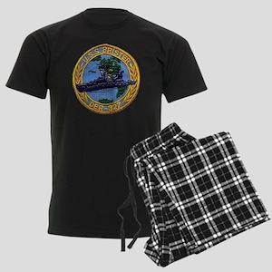 brister patch Men's Dark Pajamas