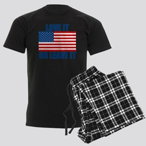 LOVEIT Men's Dark Pajamas