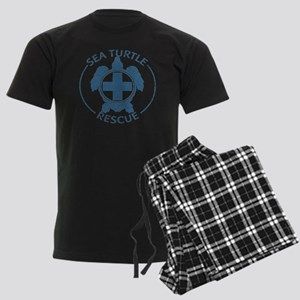 seaturtlerescue Men's Dark Pajamas