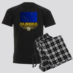 Alaska Pride Men's Dark Pajamas