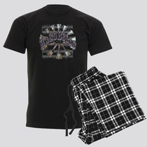Handbells Men's Dark Pajamas