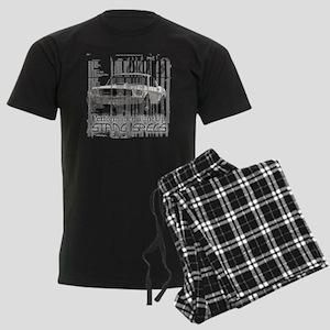 60SPECS Men's Dark Pajamas