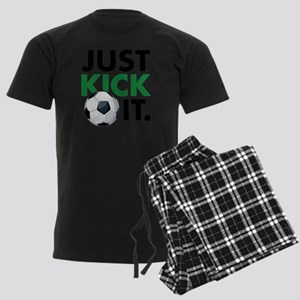 KickIt1C Men's Dark Pajamas