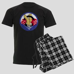 Army-506th-Infantry-Para-Dice- Men's Dark Pajamas