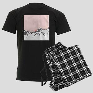 Mountain Sunrise Pajamas