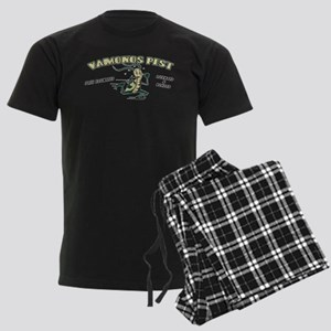 Vamonos Pest Men's Dark Pajamas