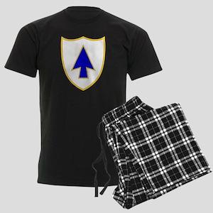 26th Infantry Regiment Men's Dark Pajamas