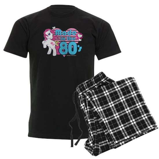c0f468bc MLP Retro Made in the 80's Dark Men's Dark Pajamas MLP Retro Made in ...