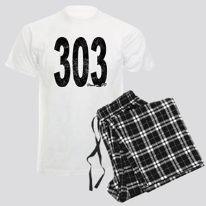 Distressed Denver 303 Pajamas