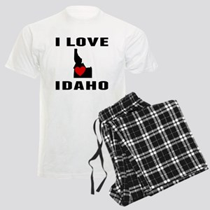I Love Idaho Pajamas