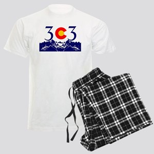 303 Colorado Mountains Pajamas