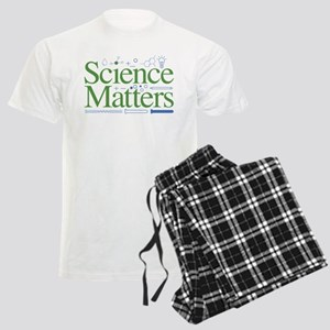 Science Matters Men's Light Pajamas