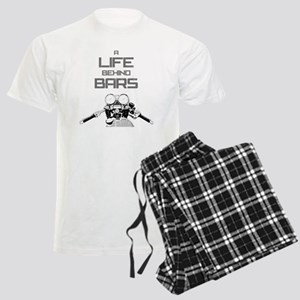 A Life Behind Bars Men's Light Pajamas