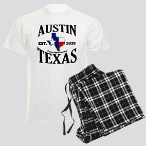 Austin, Texas - Texas Hill Country Towns Men's Lig