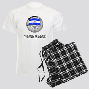Argentina Soccer Ball (Custom) Pajamas