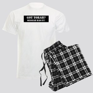 GOT TORAH? Men's Light Pajamas