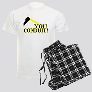 You Conduit Men's Light Pajamas