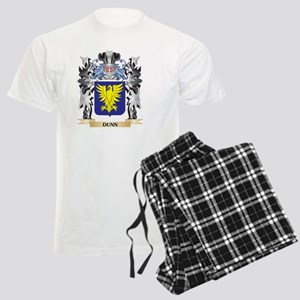 Dunn Coat of Arms - Family Cr Men's Light Pajamas