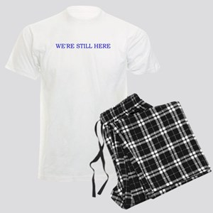 Still Here Men's Light Pajamas