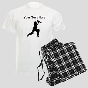 Cricket Player Pajamas