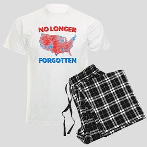 No Longer Forgotten Men's Light Pajamas