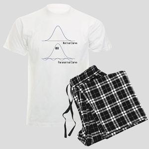 Normal-ParaNormal Men's Light Pajamas