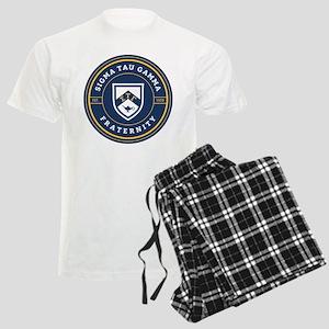 Sigma Tau Gamma Fraternity Men's Light Pajamas