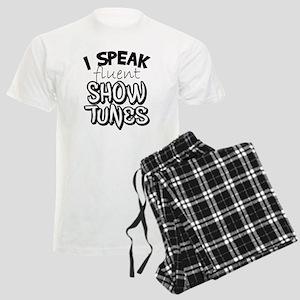 I Speak Fluent Show Tunes Pajamas