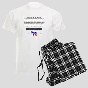 J.F.K. Men's Light Pajamas