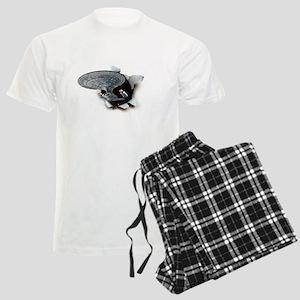 ST: Burster2 Men's Light Pajamas