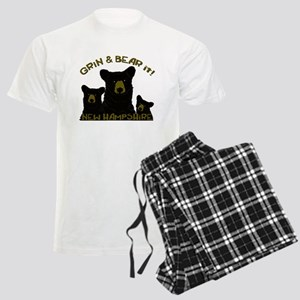 Grin & Bear it! Men's Light Pajamas