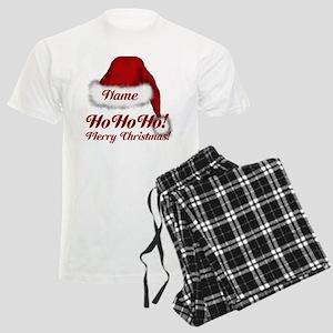 Santa Claus Men's Light Pajamas