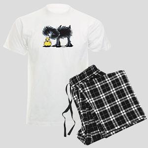 Affen n' Chick Men's Light Pajamas