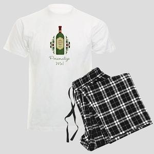 Aged to Perfection Men's Light Pajamas
