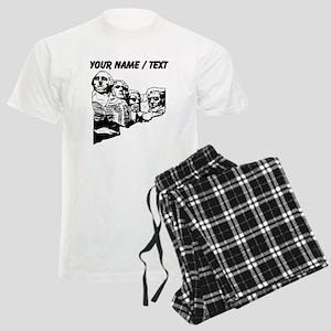 Custom Mount Rushmore Pajamas