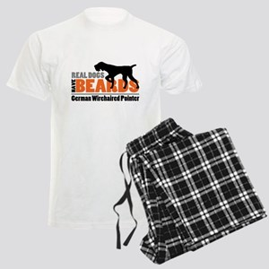 Real Dogs Have Beards - GWP Men's Light Pajamas