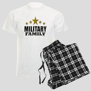 Military Family Men's Light Pajamas