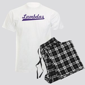 Lambda Chi Alpha Lambdas Men's Light Pajamas