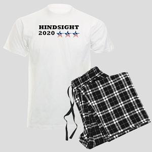 Anti-Trump Hindsight 2020 Men's Light Pajamas