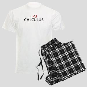 I <3 Calculus Men's Light Pajamas