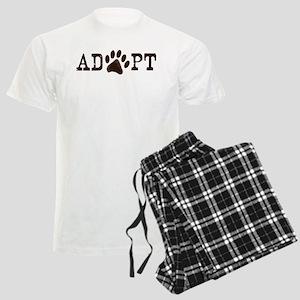 Adopt an Animal Men's Light Pajamas